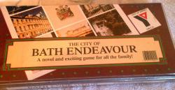 1990s city of bath endeavour board game, unused
