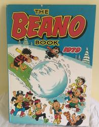 1979 beano annual unclipped
