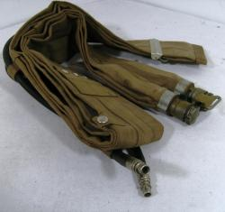 WWII US ARMY INFLATABLE BELT