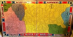 extremely rare ww1 black cat cigarettes board game c1920