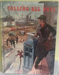 scarce c 1960s calling all boys detective annual