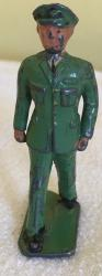 scarce crescent lead dan dare pilot figure