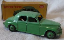 1956 dinky rover 75 boxed no 156