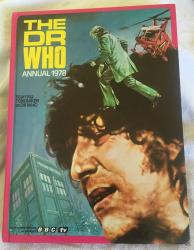 1978 dr who annual