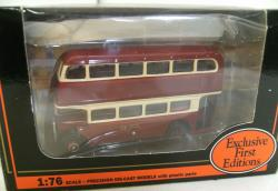 EFE RTL D/Deck bus OK Motor Services  11109 ( boxed)