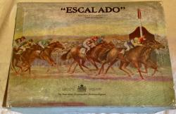 1950s chad valley escalado racing horsing game