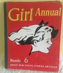 1958 girl annual no 6