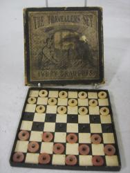 Ivory Draughts