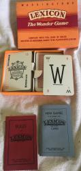 1970s boxed set of Lexicon, complete