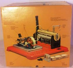 1970's mamod stationary steam engine sp5 boxed & unused.