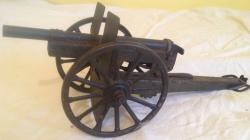 very rare c1918 German marklin ww1 artillery gun