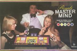 vintage royale mastermind board game