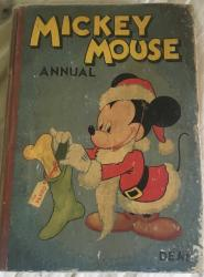 original 1946 Mickey Mouse annual