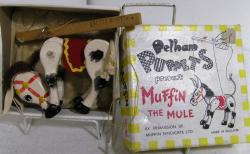 pelham muffin the mule