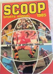 1985 scoop sports annual unclipped