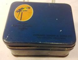 early edward sharpe confectionary sample tin
