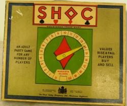1944 chad valley shoc adult game ( unuopened)