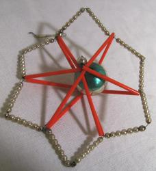 german xmas star decoration