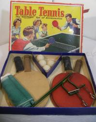 victory table tennis set