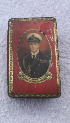 vintage Thornes toffee sample prince of Wales tin