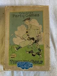 1920s Valentine party games Tidley golf .