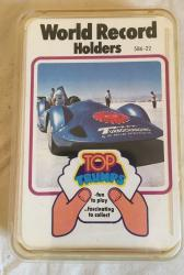 1970s top trumps world record holders , complete
