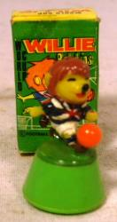 very rare 1970 marx world cup willie ( boxed)