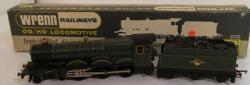 vintage wrenn OO/HO Gauge  Great Western  4-6-0 loco ( boxed) W 2400