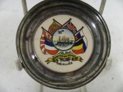 wwI ashtray