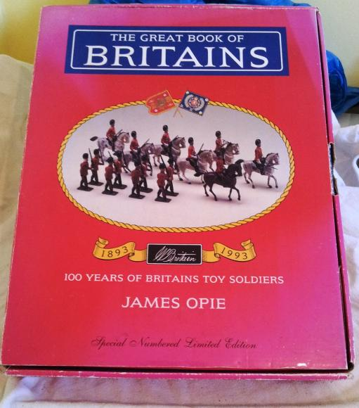 stunning rare 1993 ltd ed great book of britains james opie, boxed