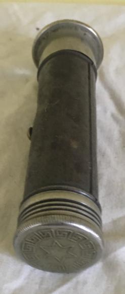 c1940s small pocket torch
