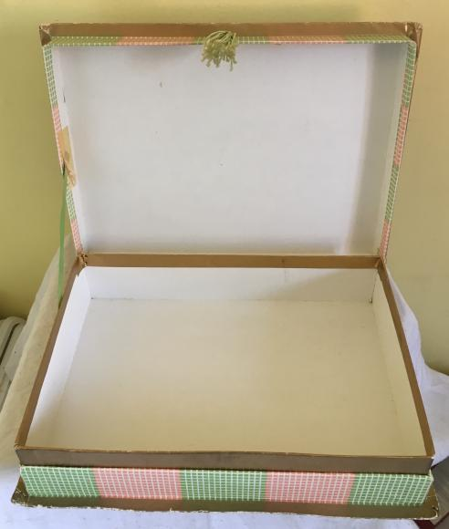 1960s rowntrees weekend chocolate box