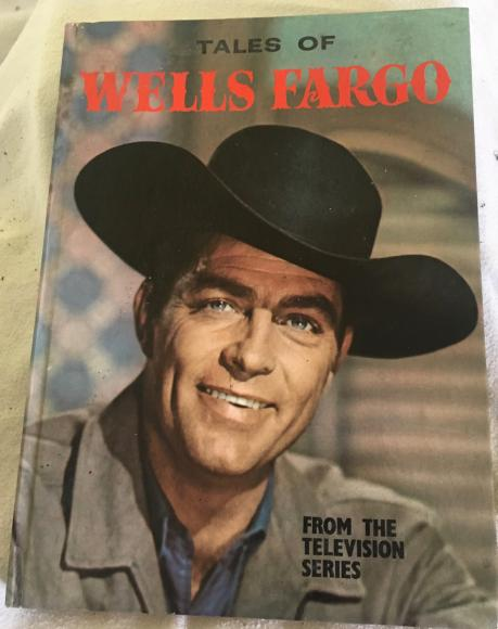 1961 tales of Wells Fargo annual