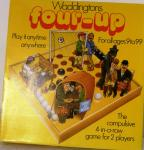 1979 waddingtons four- up complete and boxed.