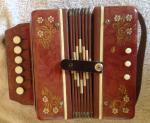 vintage childs working accordian