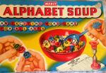 scarce merit randall alphabet soup game , complete