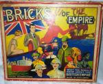 1920s empire made Bricks of the empire parlour game