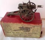 1930s britains gun of the  royal artillery 1292 boxed