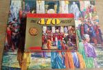 1950s waddingtons 470 cardboard pieces jigsaw Julius Caesar complete