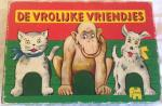 1960s dutch animal bowling game
