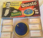 1950s Eamonn Andrews questo game