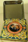 1986 crawfords fergie royal wedding biscuit tin
