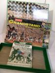 1970's merit grandstand sports quiz board game ( complete)