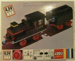 1970's lego battery train set 122 ( boxed)