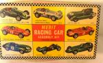 1950s merit car model kit 1958 aston martin boxed and unmade