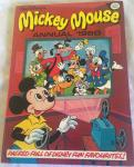 1980 disney Mickey Mouse annual unclipped