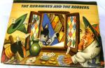 1960 the runaways and the robbers pop up childrens book undamaged