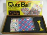 1978 Ideal Quiz Ball family game complete