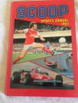 1983 scoop sports annual unclipped