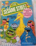 1979 Sesame Street annual unclipped